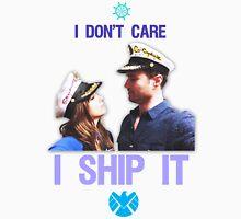 I Don't Care, I Ship Skyeward! Unisex T-Shirt