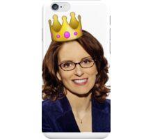 Liz lemon queen iPhone Case/Skin