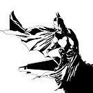 Batman The Gargoyle by TheWinterCold