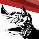 Batman Striped by TheWinterCold