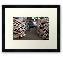 Rooms Full Framed Print