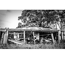 The Farmers Shed Photographic Print