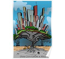 City Upon A Hill Poster