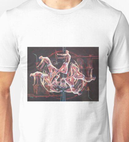 Patterns of Dance  Unisex T-Shirt