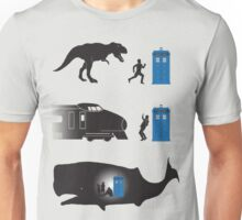 Time travel is dangerous Unisex T-Shirt