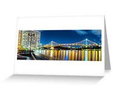 Story Bridge Greeting Card