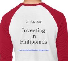 Investin in RP Shirt Men's Baseball ¾ T-Shirt
