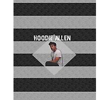 Hoodie Allen - Portrait Photographic Print