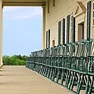 On the Porch - Mount Vernon by djphoto