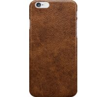leather Style Limited Edition Notebook and Iphone skin iPhone Case/Skin