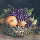 fruit basket by Ongie