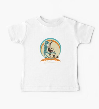 Rise of the robot Baby Tee