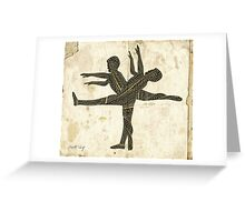 Learn to Fly - Chapter 1 Greeting Card