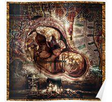 GODISNOWHERE666 - TRULY DARK HUMAN EMBRYO Poster