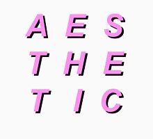 Aesthetic Lettering Unisex T-Shirt