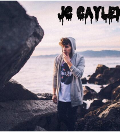 Jc Caylen beach  Sticker