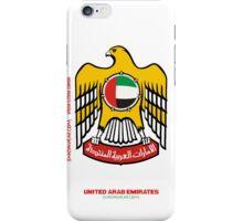 United Arab Emirates iPhone Case/Skin