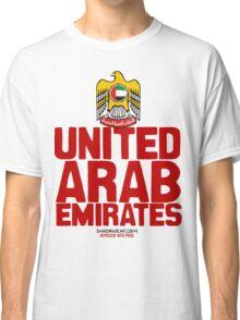 United Arab Emirates Classic T-Shirt