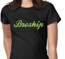 Broship Womens Fitted T-Shirt