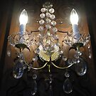 ANTIQUE SCONCE by Lynn Wright