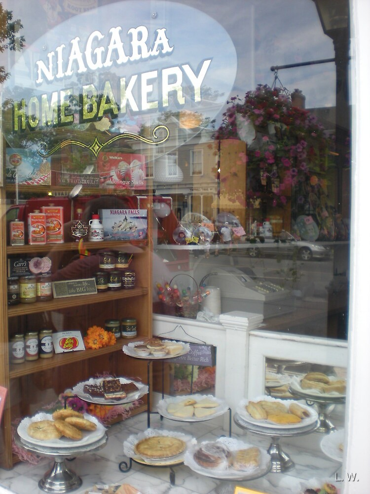 PASTRY BAKERY by Lynn Wright