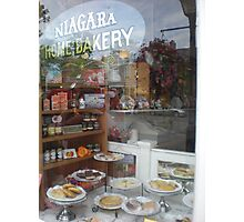 PASTRY BAKERY Photographic Print