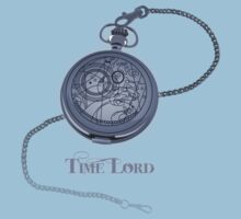 Time Lord One Piece - Short Sleeve