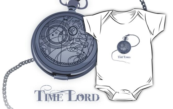 Time Lord by dpmoon