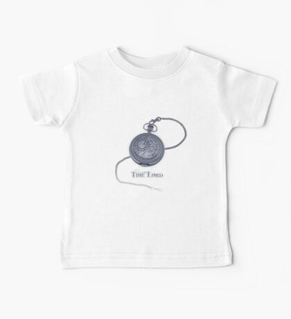 Time Lord Baby Tee