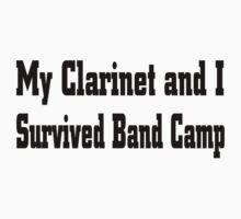 Clarinet One Piece - Short Sleeve