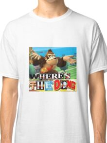 where is the dong Classic T-Shirt