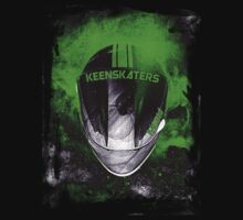 KeenSkaters Full Face GreenBlack Kids Clothes