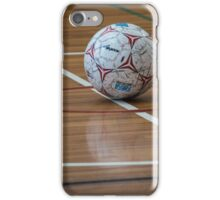 Before kickoff iPhone Case/Skin