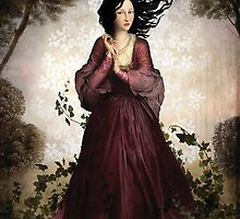 Lady in the Forest by ChristianSchloe