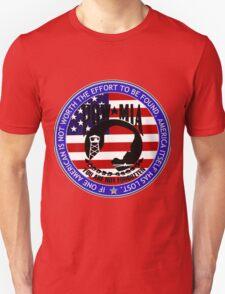 Even 1 American POW-MIA T-Shirt