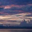 Cloudy Evening Sky - Artardecer Nubloso by PtoVallartaMex