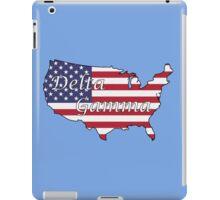 Delta Gamma iPad Case/Skin