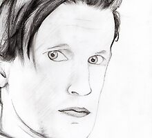 Eleventh Doctor by drawingdream