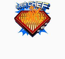 SUPER CHEF: BBQ MASTER! Men's Baseball ¾ T-Shirt