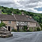 Castle Combe by KarenM