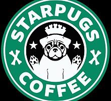 Starpugs Coffee by darklordpug