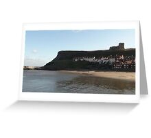 Whitby Art  Greeting Card
