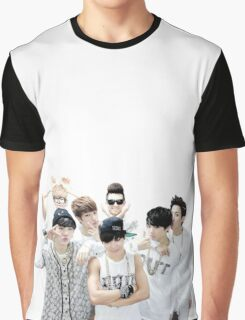 Bangtan Boys Graphic T-Shirt