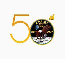 Apollo 11: 50th Anniversary Patch Unisex T-Shirt