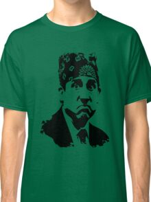 The Office Prison Mike -  Steve Carrell Classic T-Shirt
