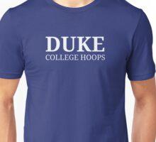 Duke College Hoops Unisex T-Shirt