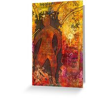 The Medicine Man Greeting Card
