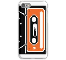 8 Bit Cassette Tape iPhone Case/Skin