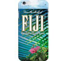 Fiji Water Bottles iPhone Case/Skin