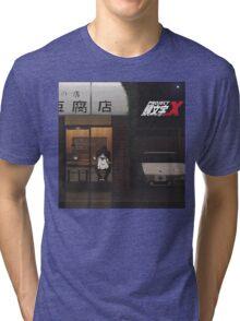 Xavier Wulf Tri-blend T-Shirt